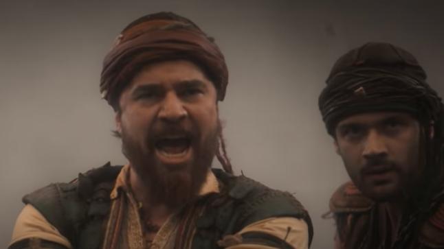 الحلقة 2 من المسلسل التركي البربروس