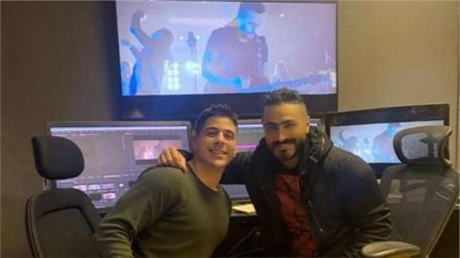 عمرو عاكف يكشف عن كواليس فيلم مش أنا للفنان تامر حسني