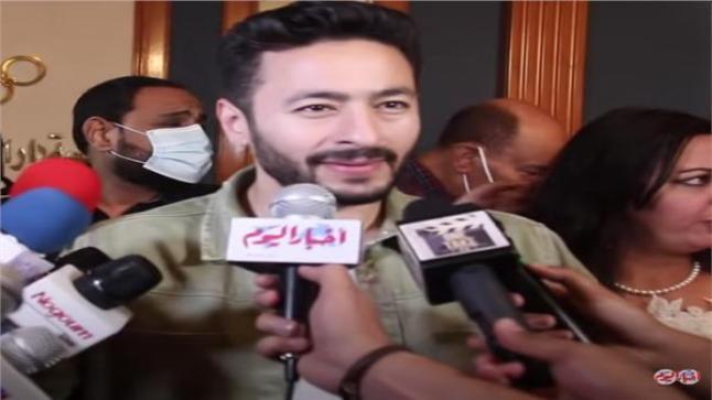 حمادة هلال يتحدث عن مقلب رامز جلال ويكشف أسرار الكواليس