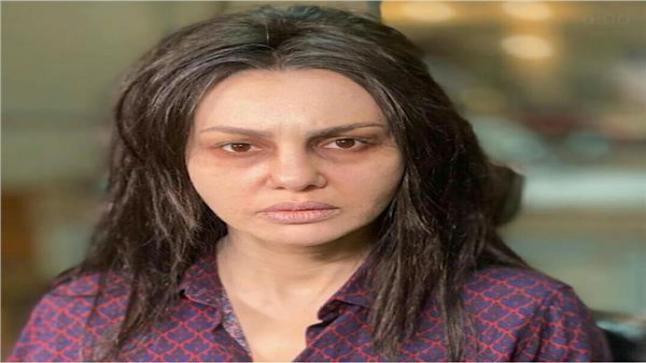 لوك جديد ومختلف للفنانة دينا فؤاد في مسلسل جمال الحريم