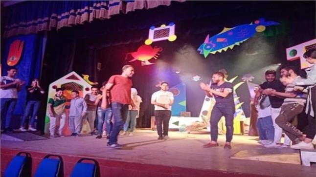 قصة علي الزيبق على المسرح بمثابة تجربة بثقافة الشرقية