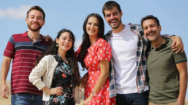 أحداث وقصة المسلسل التركي جبل جونول