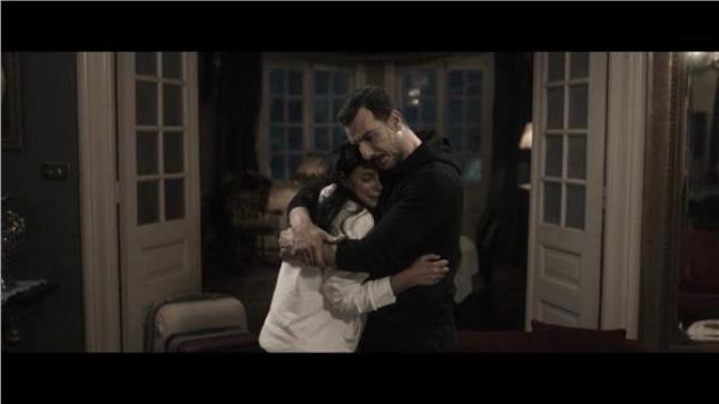 رسالة تتسبب في نهاية زواج باسل الخياط من يسرا في مسلسل حرب أهلية