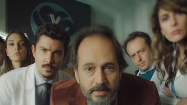 الحلقة 32 من المسلسل التركي حكيم أوغلو