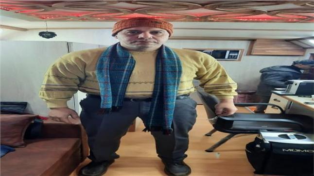 الفنان مصطفى درويش يلعب شخصية سائق ميكروباص في مسلسل زي البيت الوقف
