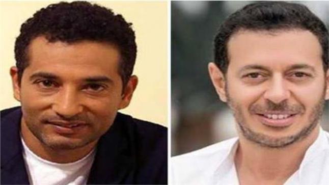 الفنانين مصطفى شعبان وعمرو سعد في ورطة بسبب مسلسل عش الدبابير