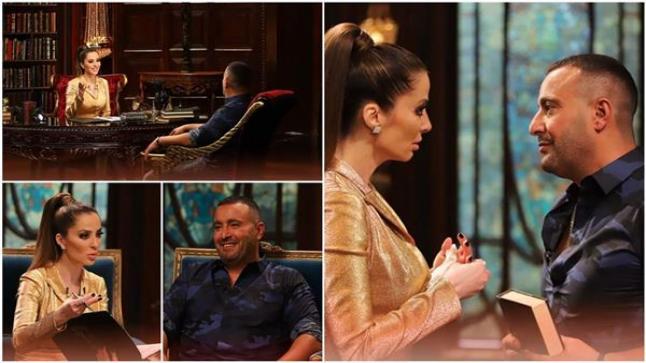 تفاصيل لقاء أحمد السقا مع الإعلامية وفاء الكيلاني في برنامج السيرة