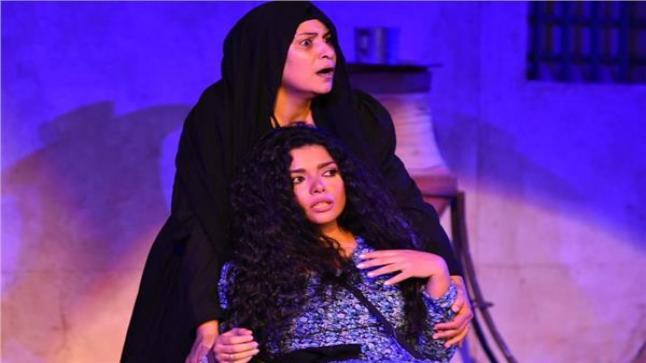 بدء عرض مسرحية الطوق والأسورة على البيت الفني للمسرح