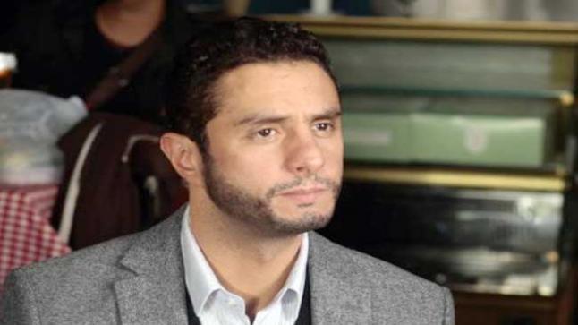 """أحمد الفيشاوي في شوارع مصر القديمة لتصوير """"أشباح أوروبا"""""""