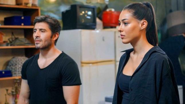 الحلقة 11 من المسلسل التركي اللهيب