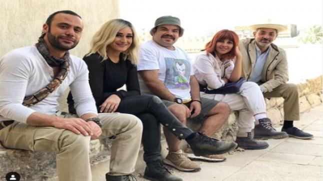 فيلم لص بغداد في السينما يناير الجاري