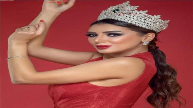 بسمة داود ملكة جمال مصر للسياحة تشارك بأول تجربة سينمائيةفيلم