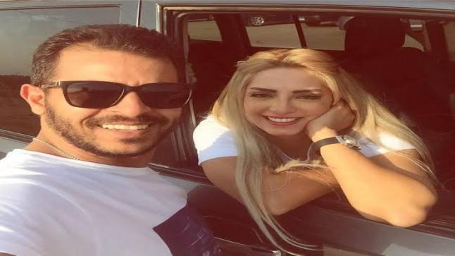 محمد رشاد يُعلن إجهاض زوجتة مي حلمي