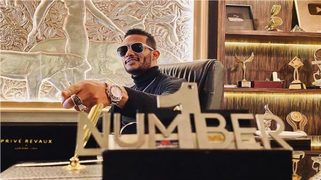 محمد رمضان يسيطر على شاشات تايمز سكوير بنيويورك بأغنيته الجديدة