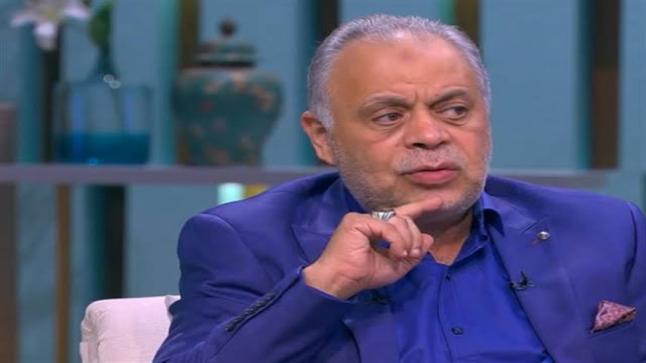 تصريحات أشرف زكي عن دوره في بلا دليل