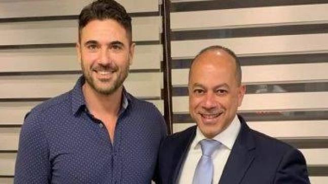 أحمد عز يتعاقد مع سينرجي لعمل جديد في رمضان 2020