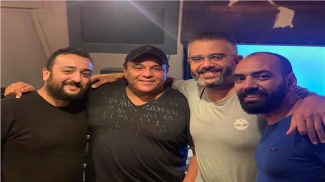 انتهاء الفنان محمد فؤاد من كواليس أغنيته الجديدة