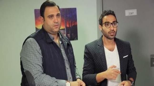 تيمون وبومبا يجمع بين أحمد فهمي وأكرم حسني في ماراثون رمضان 2020