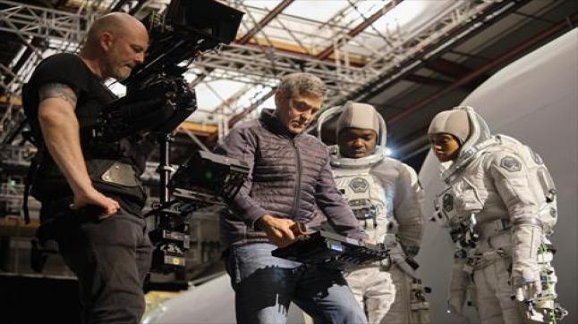 جورج كلوني بطلا ومخرجا لفيلم The Midnight Sky