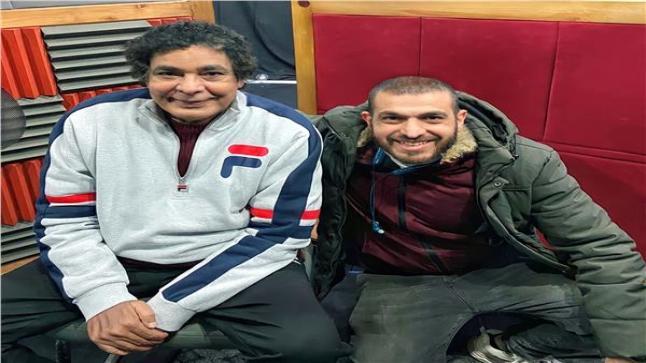 الشاعر أحمد حسن راؤول يتعاون للمرة الثانية مع الكينج محمد منير