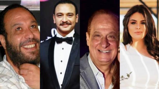 """أحمد خالد صالح ينهي 2019 بعبارة """"ختامها مسك"""""""