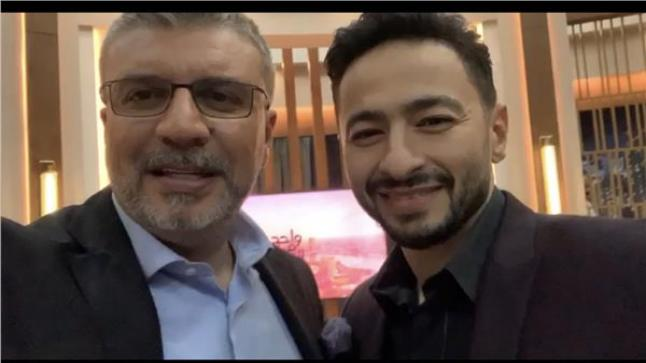 الفنان حمادة هلال ضيف الإعلامي عمرو الليثي ببرنامج واحد من الناس