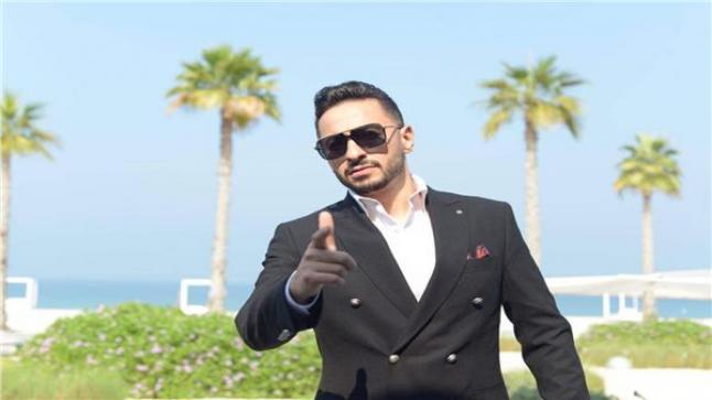 فيديو كليب جديد للفنان حمادة هلال بعنوان آيه في الجمال